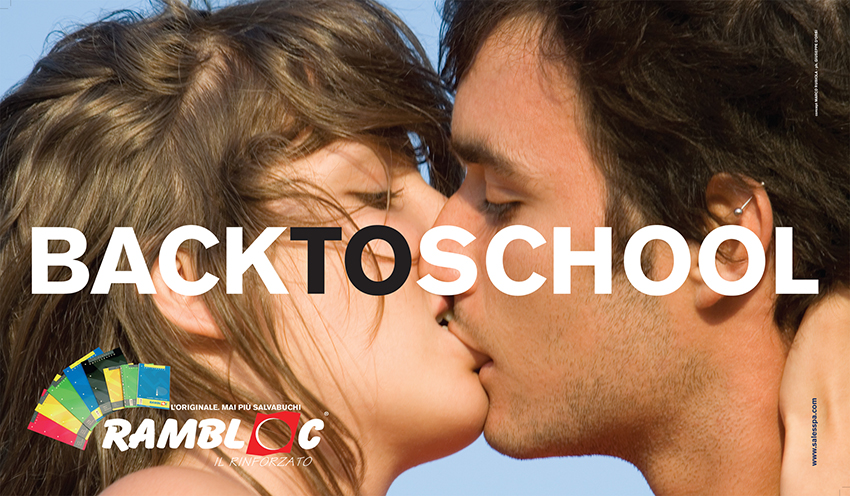 BACK TO SCHOOL – RAMBLOC – CAMPAIGN
