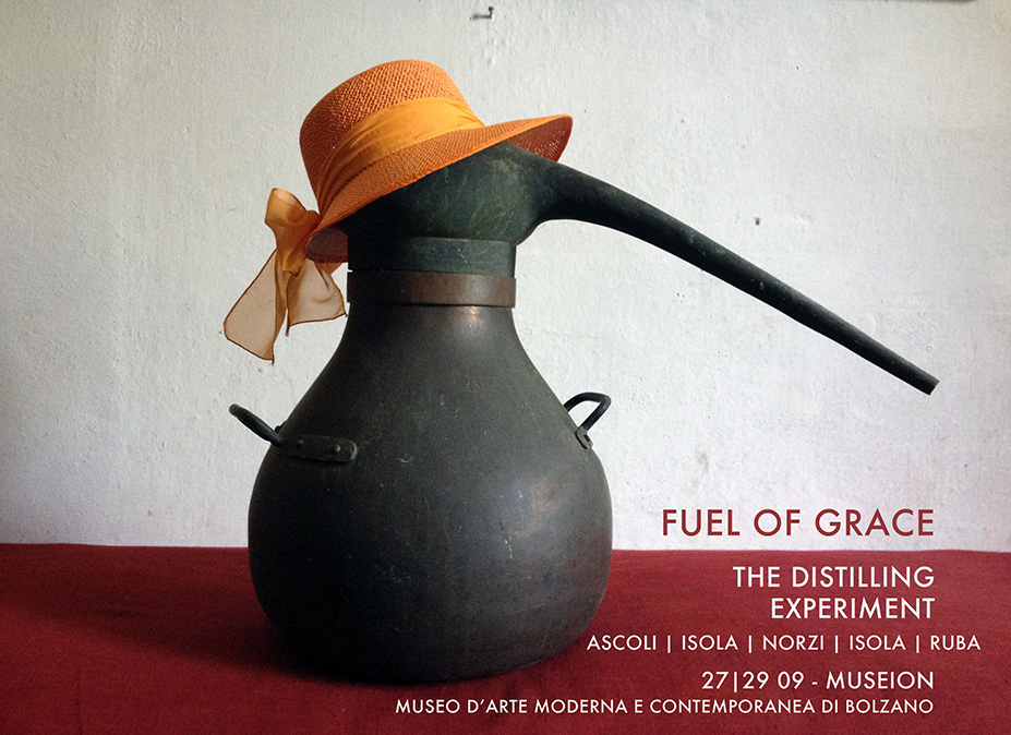FUEL OF GRACE – MUSEION – PERFORMANCE